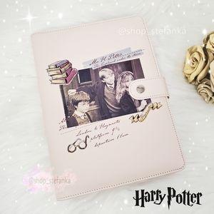 🎁 Harry Potter Notebook Organizer 💫